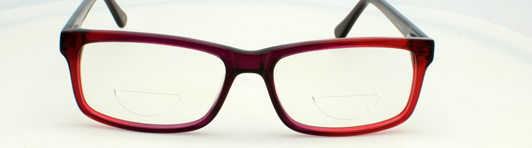 vad är bifokala glasögon