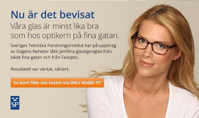 Glasögon online - Direkt från sliperiet - Snabbt och enkelt – Favoptic acb67d9c9c115